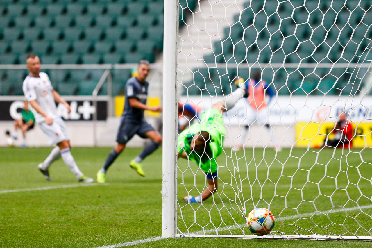 Sparing: Legia Warszawa 6-0 Pogoń Siedlce - fot. Piotr Galas (zdjęcie 42 z 64)