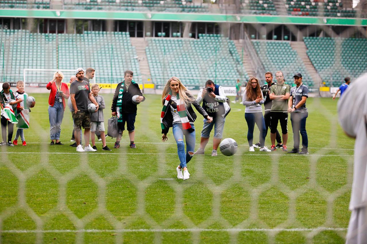 Sparing: Legia Warszawa 6-0 Pogoń Siedlce - fot. Piotr Galas (zdjęcie 45 z 64)