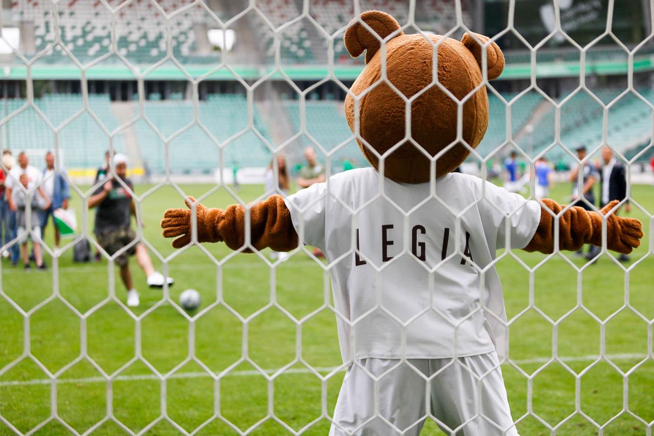 Sparing: Legia Warszawa 6-0 Pogoń Siedlce - fot. Piotr Galas (zdjęcie 46 z 64)