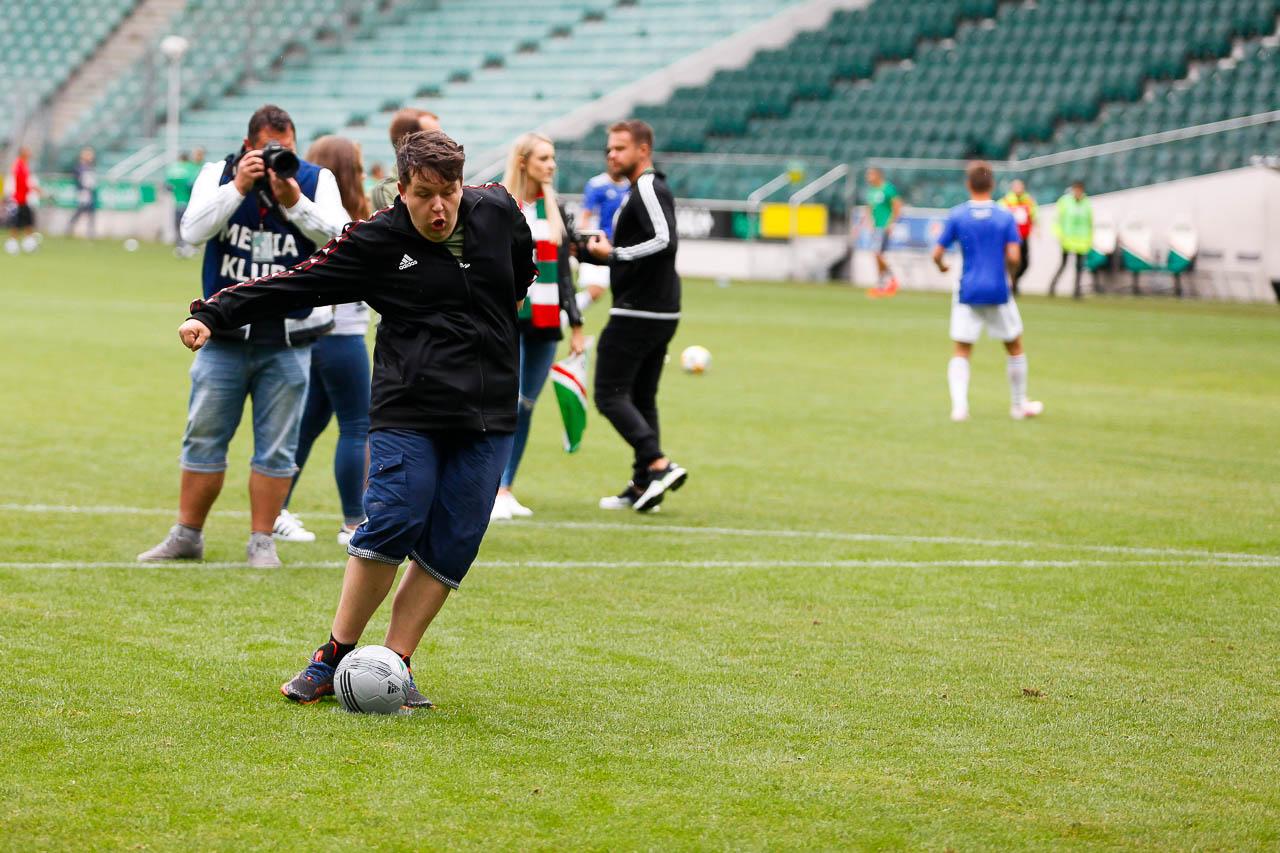 Sparing: Legia Warszawa 6-0 Pogoń Siedlce - fot. Piotr Galas (zdjęcie 47 z 64)