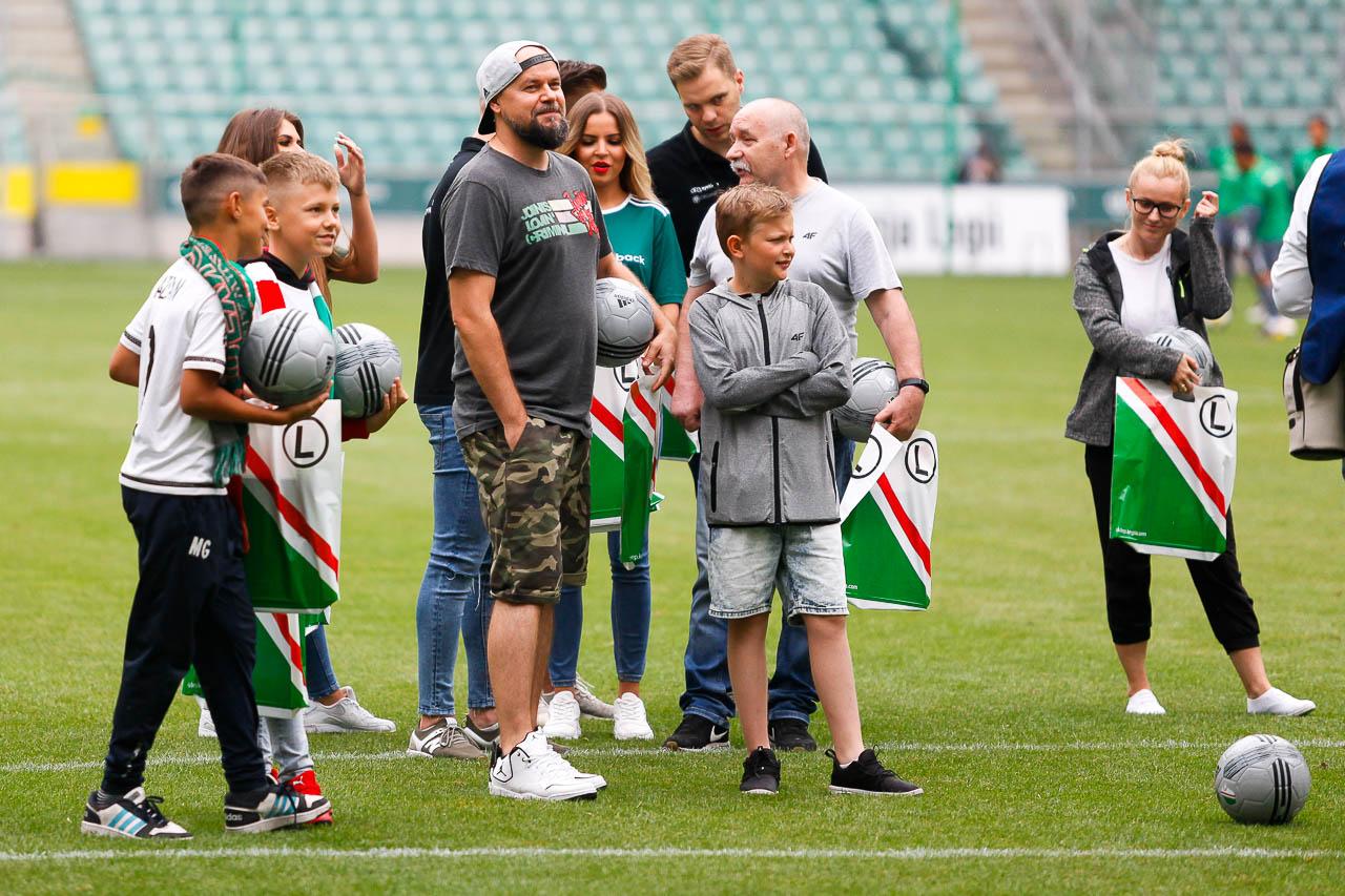 Sparing: Legia Warszawa 6-0 Pogoń Siedlce - fot. Piotr Galas (zdjęcie 48 z 64)