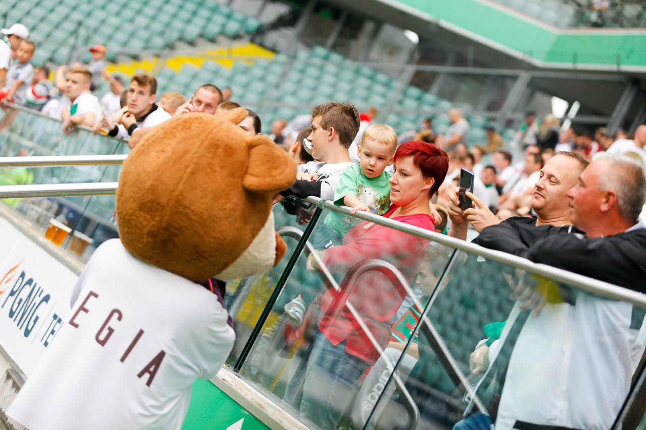 Sparing: Legia Warszawa 6-0 Pogoń Siedlce - fot. Piotr Galas (zdjęcie 50 z 64)
