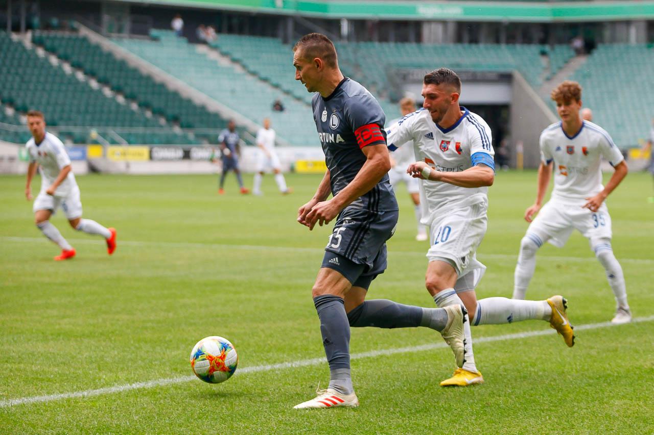 Sparing: Legia Warszawa 6-0 Pogoń Siedlce - fot. Piotr Galas (zdjęcie 51 z 64)
