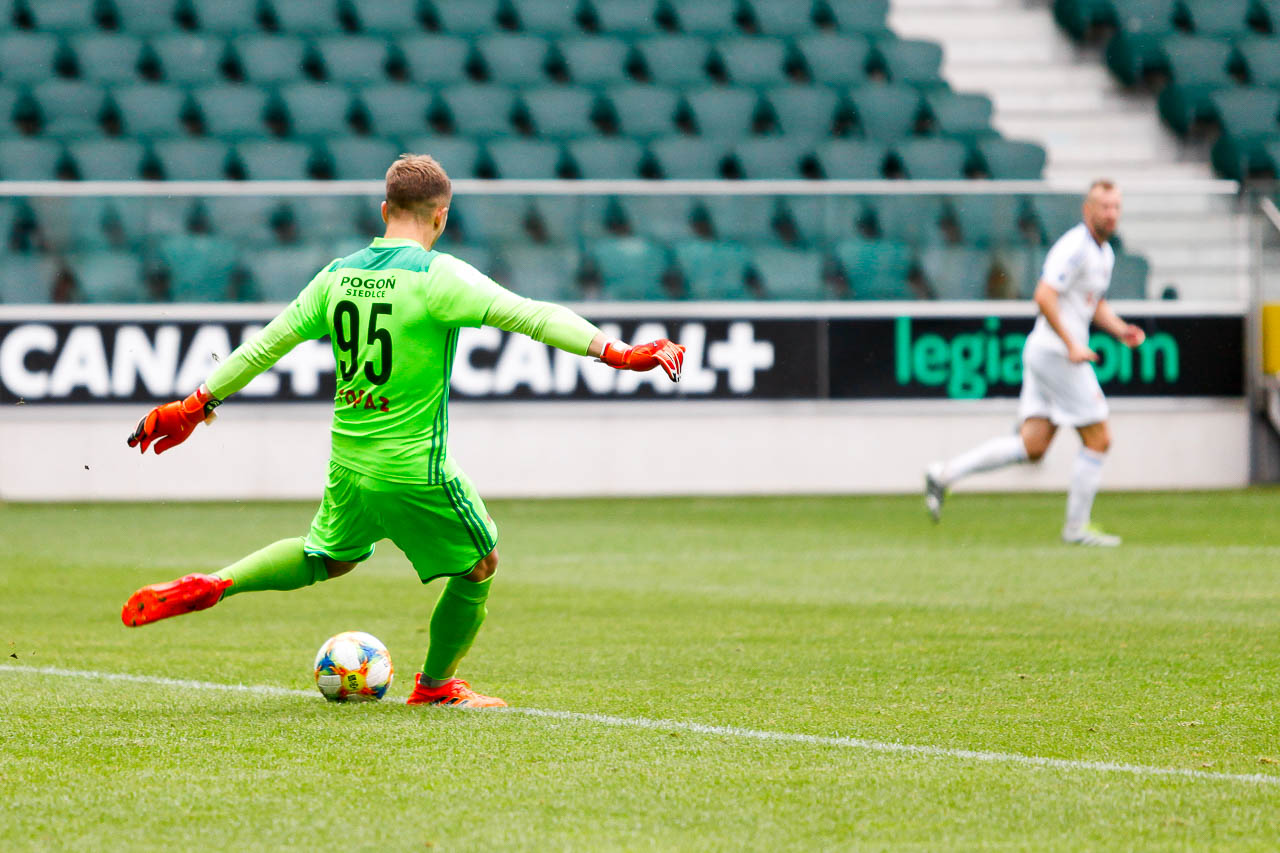 Sparing: Legia Warszawa 6-0 Pogoń Siedlce - fot. Piotr Galas (zdjęcie 52 z 64)