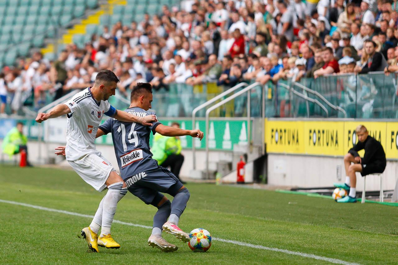 Sparing: Legia Warszawa 6-0 Pogoń Siedlce - fot. Piotr Galas (zdjęcie 54 z 64)