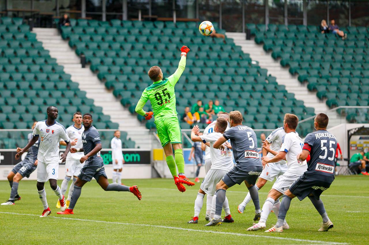 Sparing: Legia Warszawa 6-0 Pogoń Siedlce - fot. Piotr Galas (zdjęcie 55 z 64)