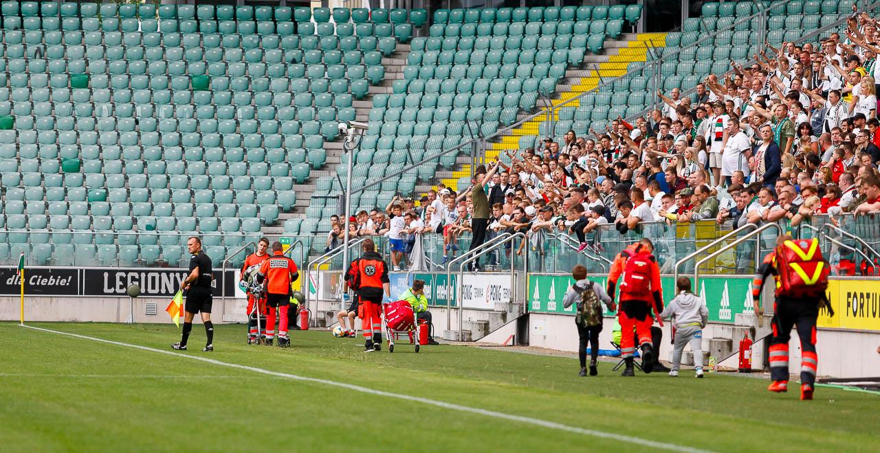 Sparing: Legia Warszawa 6-0 Pogoń Siedlce - fot. Piotr Galas (zdjęcie 56 z 64)