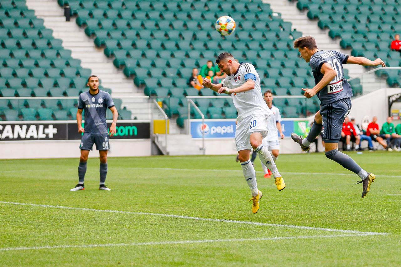Sparing: Legia Warszawa 6-0 Pogoń Siedlce - fot. Piotr Galas (zdjęcie 57 z 64)