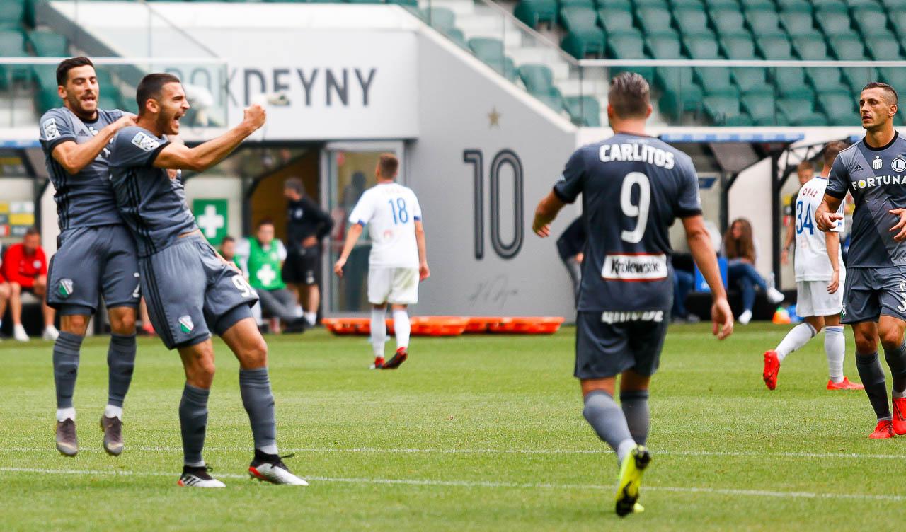Sparing: Legia Warszawa 6-0 Pogoń Siedlce - fot. Piotr Galas (zdjęcie 58 z 64)