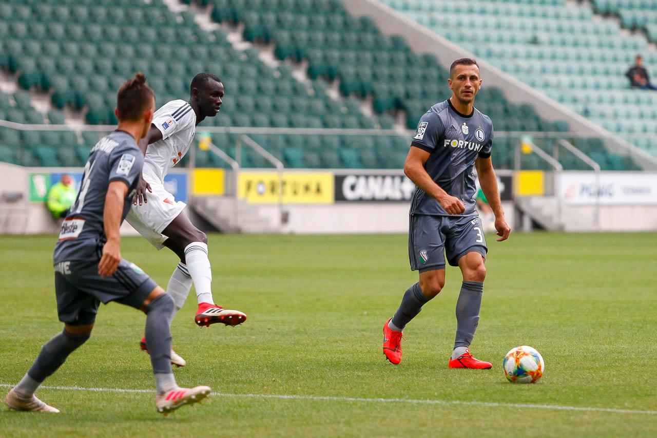 Sparing: Legia Warszawa 6-0 Pogoń Siedlce - fot. Piotr Galas (zdjęcie 59 z 64)