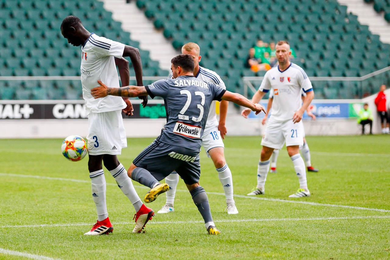 Sparing: Legia Warszawa 6-0 Pogoń Siedlce - fot. Piotr Galas (zdjęcie 60 z 64)