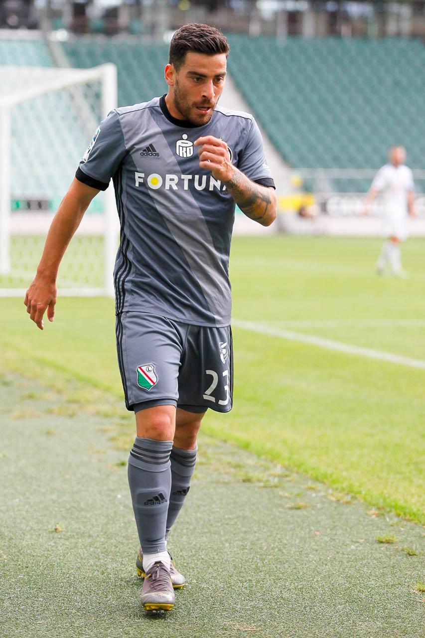 Sparing: Legia Warszawa 6-0 Pogoń Siedlce - fot. Piotr Galas (zdjęcie 61 z 64)