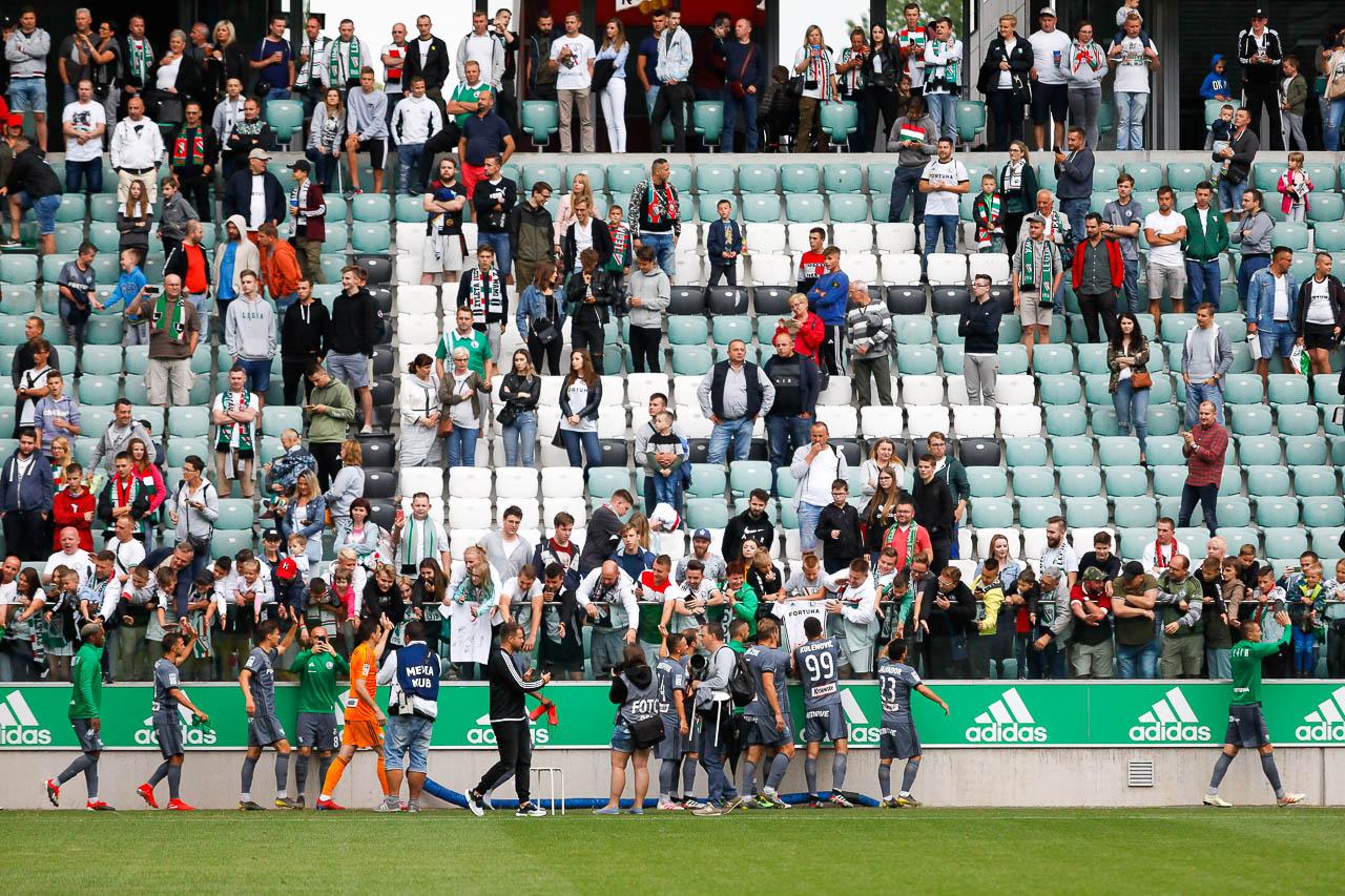 Sparing: Legia Warszawa 6-0 Pogoń Siedlce - fot. Piotr Galas (zdjęcie 63 z 64)