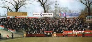 900 fanów Legii udało się na to spotkanie - fot. Nasza Legia