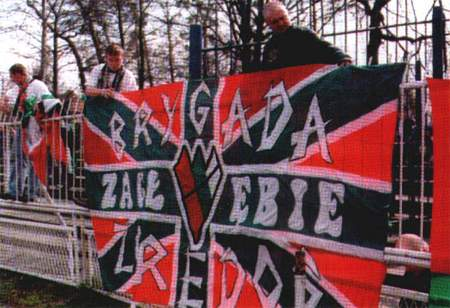 Przyjaciele z Zagłębia -- fot. Nasza Legia