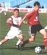 Ostatni mecz w Płocku legioniści przegrali 0-1 - fot. Piotr Kucza