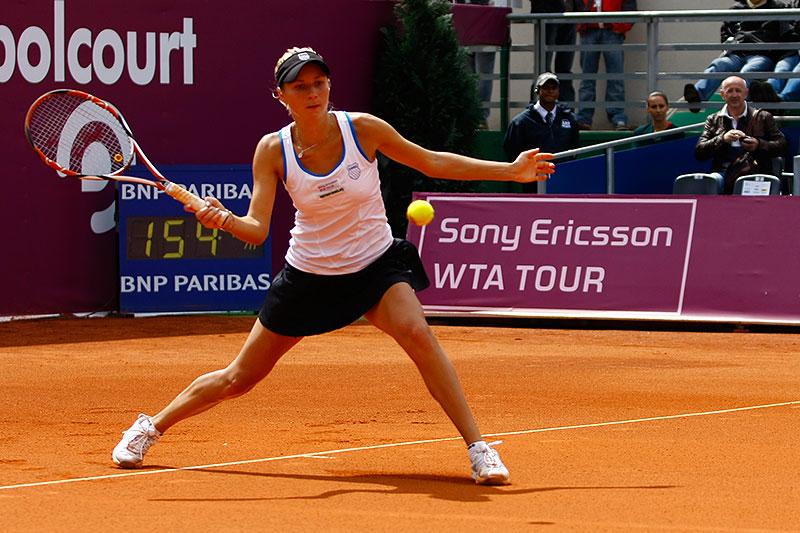 WTA Warsaw Open - finał turnieju tenisa na kortach Legii - fot. Piotr Galas (zdjęcie 11 z 54)