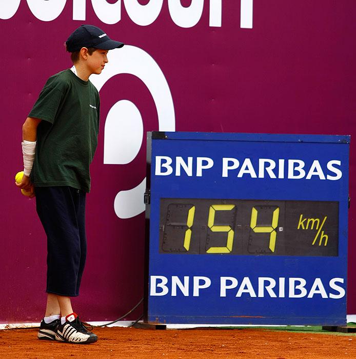 WTA Warsaw Open - finał turnieju tenisa na kortach Legii - fot. Piotr Galas (zdjęcie 12 z 54)