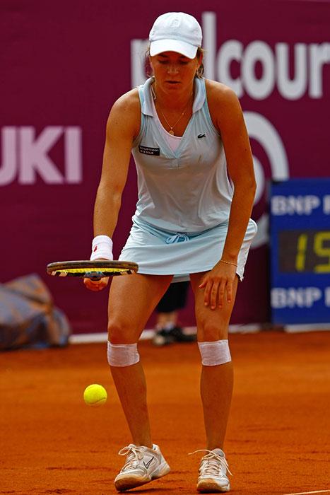 WTA Warsaw Open - finał turnieju tenisa na kortach Legii - fot. Piotr Galas (zdjęcie 13 z 54)