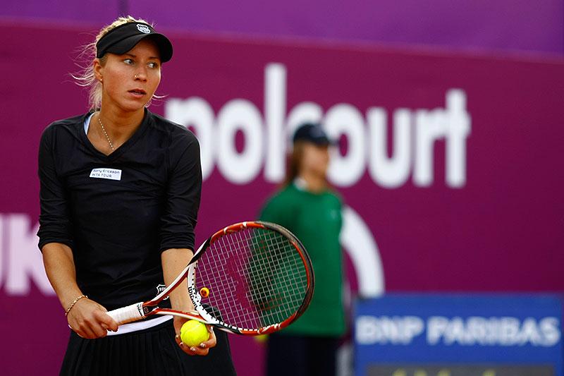WTA Warsaw Open - finał turnieju tenisa na kortach Legii - fot. Piotr Galas (zdjęcie 20 z 54)