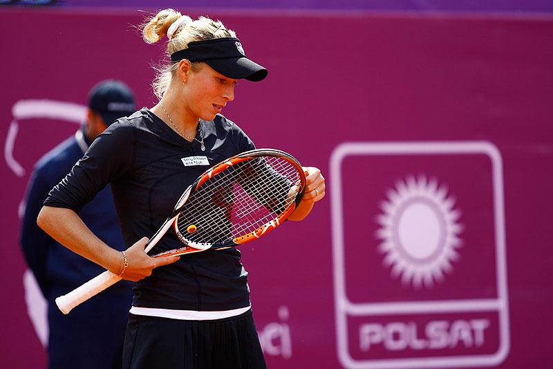 WTA Warsaw Open - finał turnieju tenisa na kortach Legii - fot. Piotr Galas (zdjęcie 23 z 54)