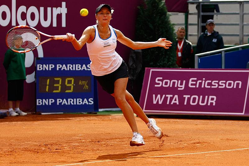 WTA Warsaw Open - finał turnieju tenisa na kortach Legii - fot. Piotr Galas (zdjęcie 27 z 54)