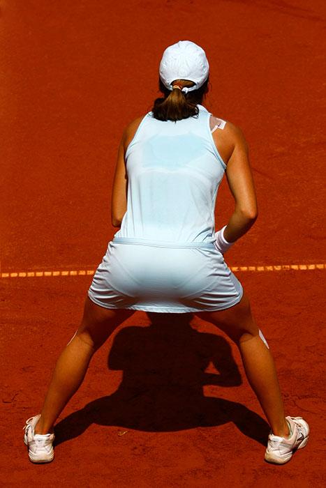 WTA Warsaw Open - finał turnieju tenisa na kortach Legii - fot. Piotr Galas (zdjęcie 3 z 54)