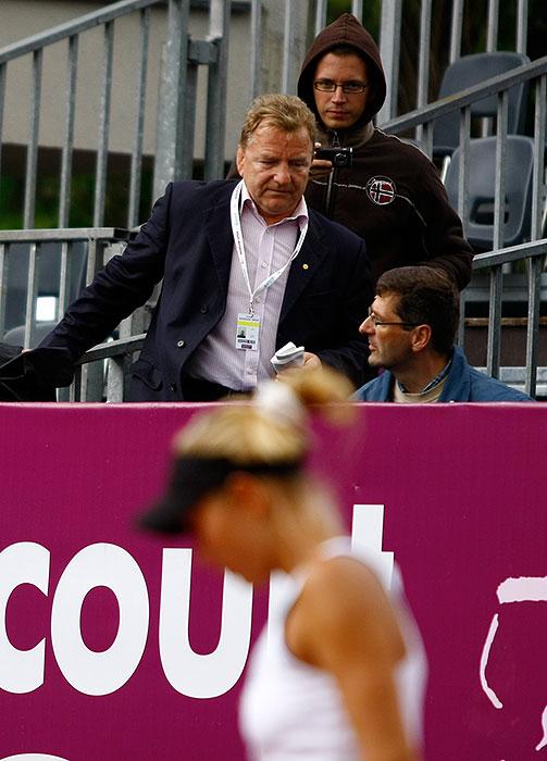 WTA Warsaw Open - finał turnieju tenisa na kortach Legii - fot. Piotr Galas (zdjęcie 36 z 54)