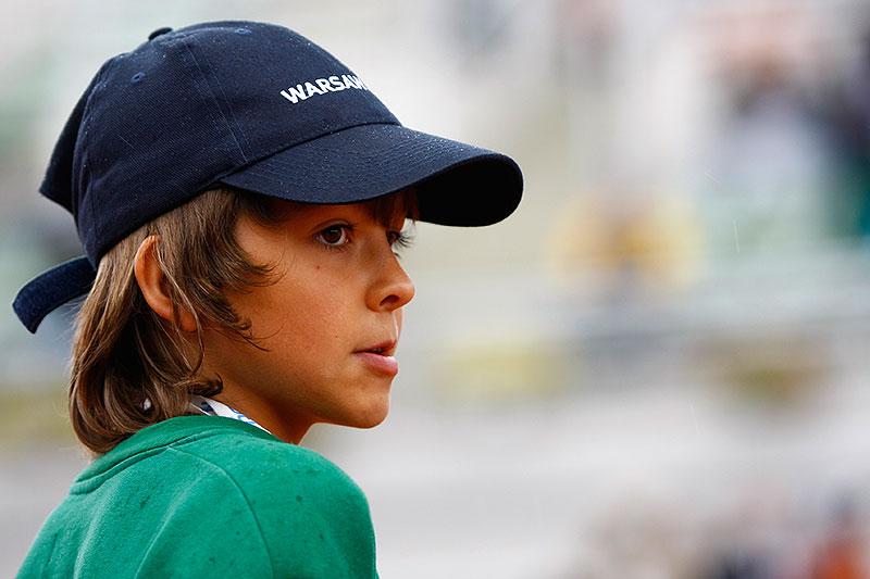 WTA Warsaw Open - finał turnieju tenisa na kortach Legii - fot. Piotr Galas (zdjęcie 41 z 54)