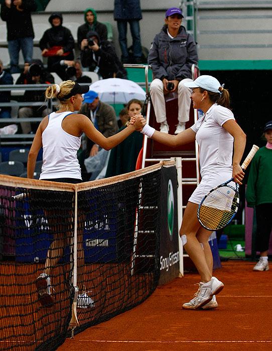 WTA Warsaw Open - finał turnieju tenisa na kortach Legii - fot. Piotr Galas (zdjęcie 42 z 54)