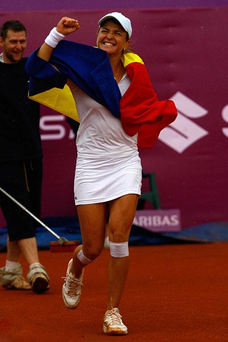 WTA Warsaw Open - finał turnieju tenisa na kortach Legii - fot. Piotr Galas (zdjęcie 44 z 54)