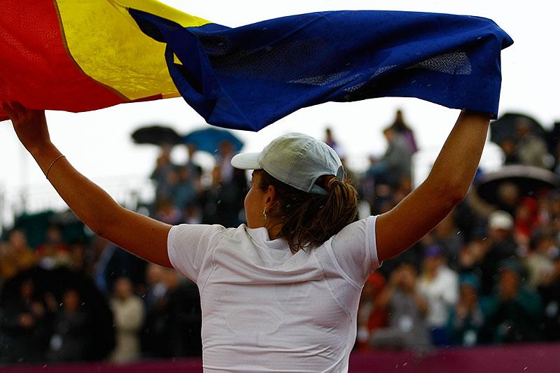 WTA Warsaw Open - finał turnieju tenisa na kortach Legii - fot. Piotr Galas (zdjęcie 45 z 54)