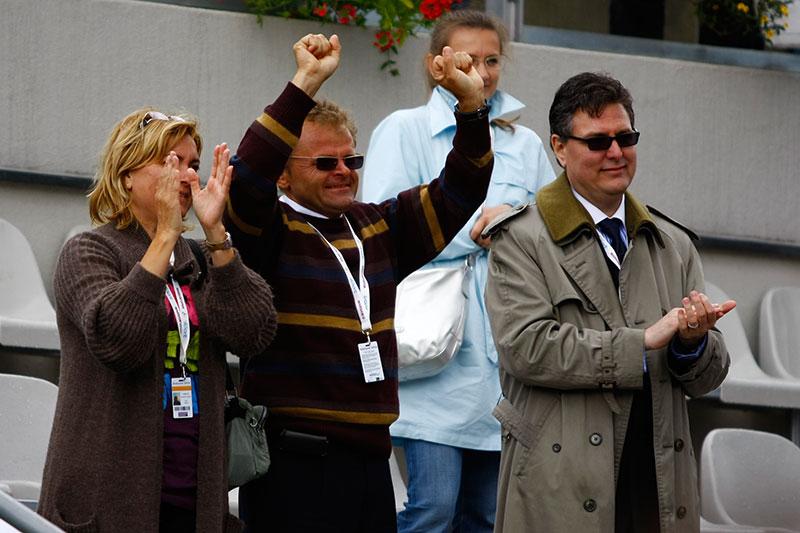WTA Warsaw Open - finał turnieju tenisa na kortach Legii - fot. Piotr Galas (zdjęcie 49 z 54)