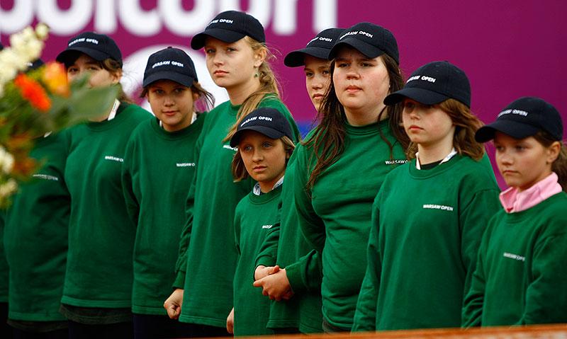 WTA Warsaw Open - finał turnieju tenisa na kortach Legii - fot. Piotr Galas (zdjęcie 50 z 54)