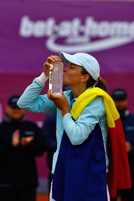WTA Warsaw Open - finał turnieju tenisa na kortach Legii - fot. Piotr Galas (zdjęcie 51 z 54)