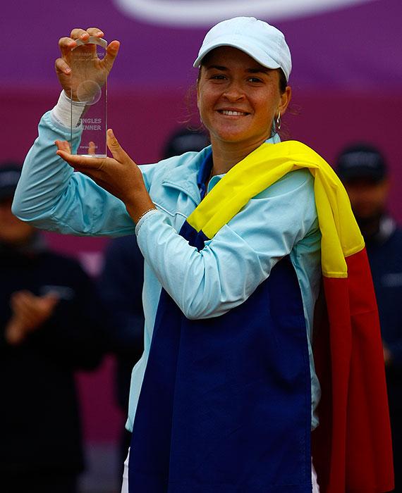 WTA Warsaw Open - finał turnieju tenisa na kortach Legii - fot. Piotr Galas (zdjęcie 52 z 54)