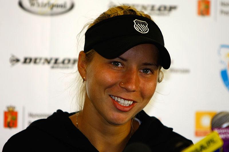 WTA Warsaw Open - finał turnieju tenisa na kortach Legii - fot. Piotr Galas (zdjęcie 53 z 54)