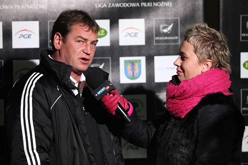 GKS Bełchatów 0-1 Legia Warszawa - fot. Piotr Galas (zdjęcie 4 z 69)