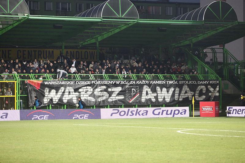 GKS Bełchatów 0-1 Legia Warszawa - fot. Piotr Galas (zdjęcie 5 z 69)