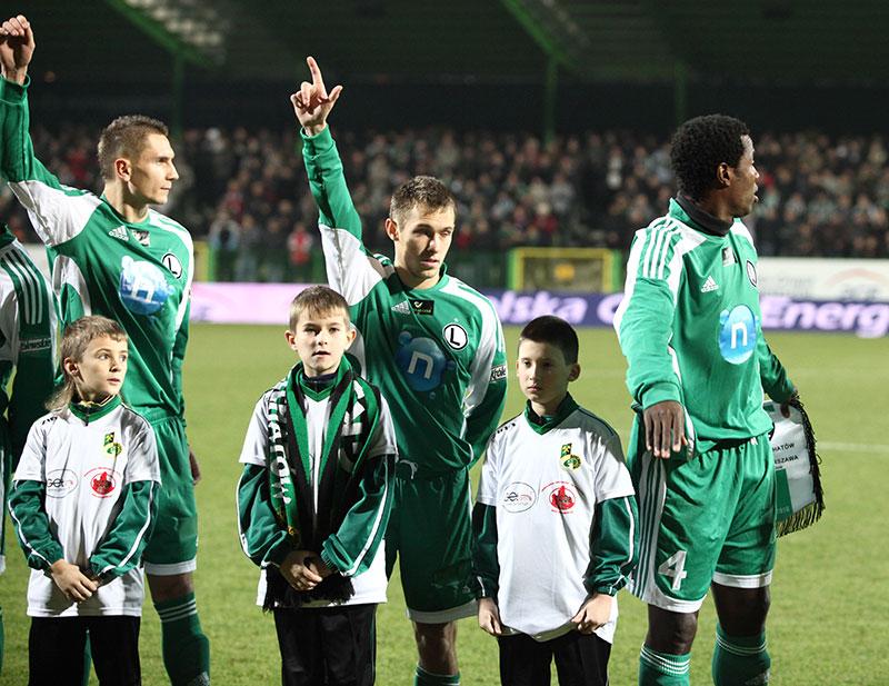 GKS Bełchatów 0-1 Legia Warszawa - fot. Piotr Galas (zdjęcie 11 z 69)