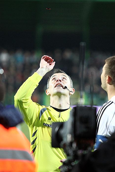 GKS Bełchatów 0-1 Legia Warszawa - fot. Piotr Galas (zdjęcie 12 z 69)