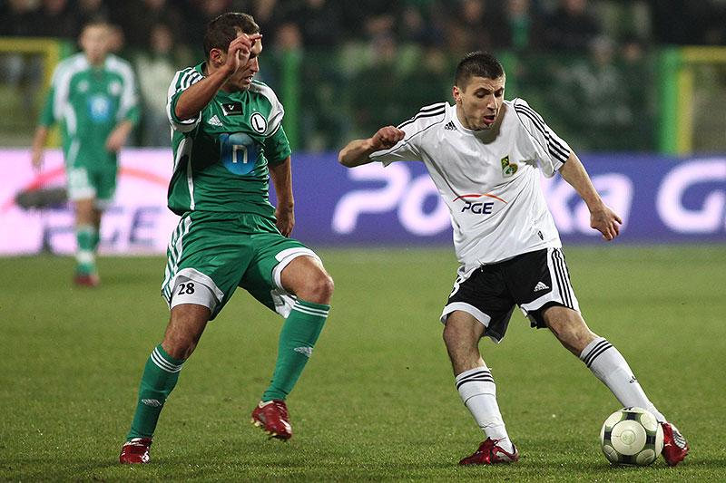 GKS Bełchatów 0-1 Legia Warszawa - fot. Piotr Galas (zdjęcie 16 z 69)