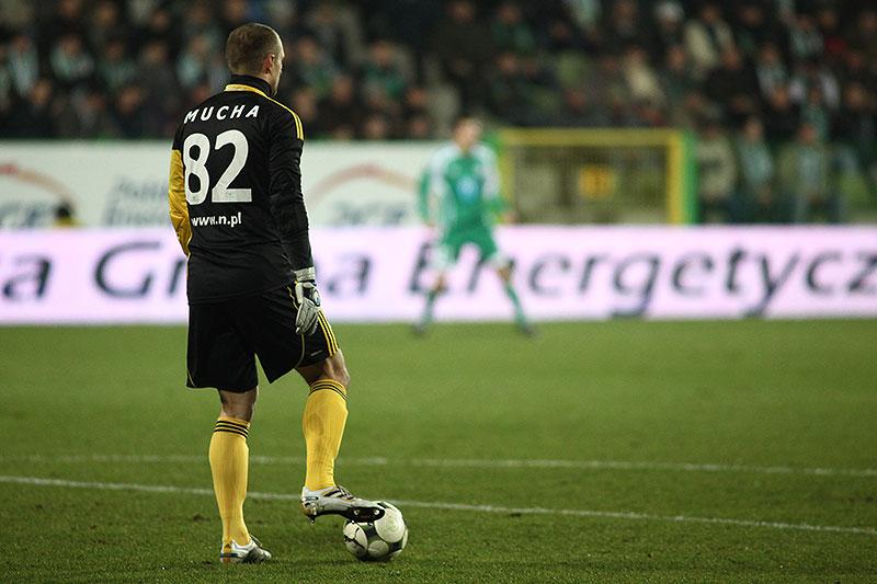 GKS Bełchatów 0-1 Legia Warszawa - fot. Piotr Galas (zdjęcie 17 z 69)