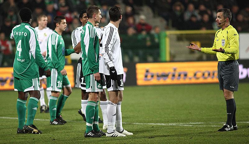 GKS Bełchatów 0-1 Legia Warszawa - fot. Piotr Galas (zdjęcie 20 z 69)