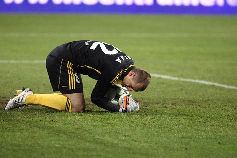 GKS Bełchatów 0-1 Legia Warszawa - fot. Piotr Galas (zdjęcie 21 z 69)