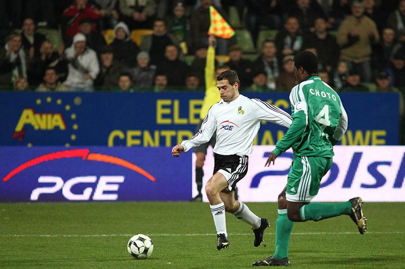 GKS Bełchatów 0-1 Legia Warszawa - fot. Piotr Galas (zdjęcie 22 z 69)