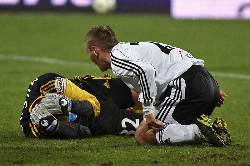 GKS Bełchatów 0-1 Legia Warszawa - fot. Piotr Galas (zdjęcie 25 z 69)
