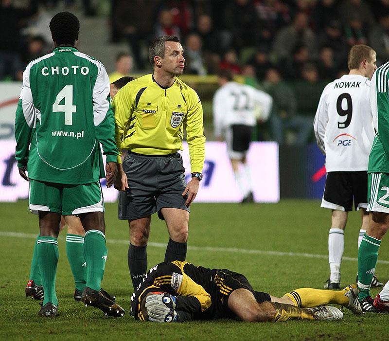 GKS Bełchatów 0-1 Legia Warszawa - fot. Piotr Galas (zdjęcie 26 z 69)