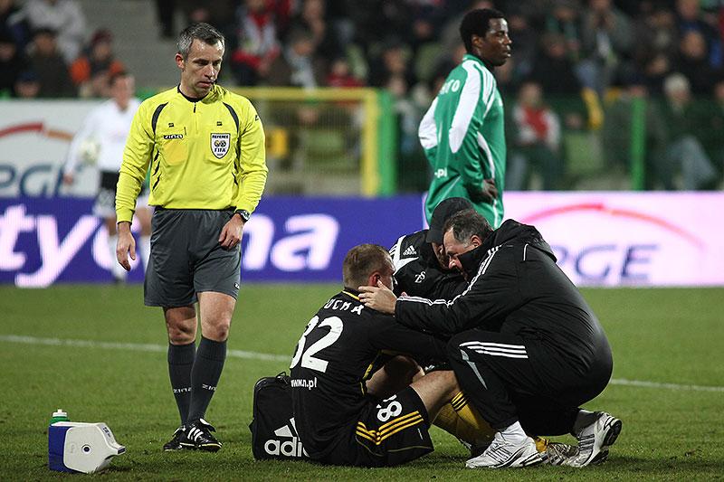 GKS Bełchatów 0-1 Legia Warszawa - fot. Piotr Galas (zdjęcie 27 z 69)