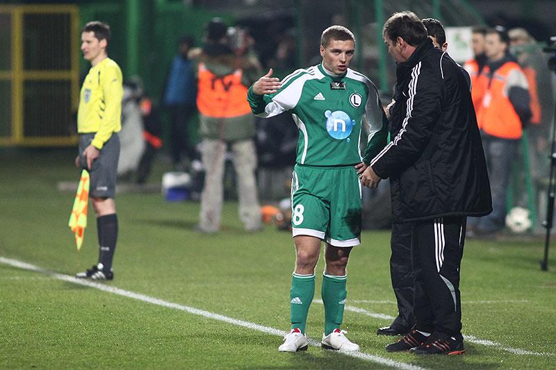GKS Bełchatów 0-1 Legia Warszawa - fot. Piotr Galas (zdjęcie 28 z 69)